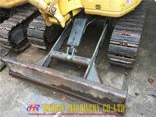 Komatsu PC35MR-2 excavator, kom