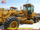 120H Used motor Grader