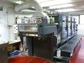 offset Heidelberg SM 72 VP 4 co
