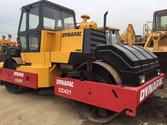 Used Dynapac CC421 road roller