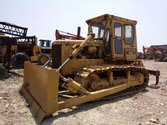Used CAT D6D Bulldozer with Rip