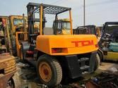 Used TCM forklift 10