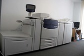 2012 XEROX 700 i digital printi