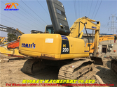 PC200-8 used tracked excavator