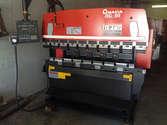 1991 AMADA RG50 CNC Hydraulic P
