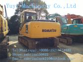 Used KOMATSU PC130-7
