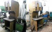 HYDRAULIC PRESS 40 TON WITH POW