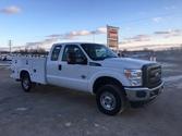 2015 Ford F250 XL – Service Uti