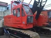 used hitachi kh125 crawler cran