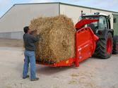 Kuhn Primor Mounted Bale Proces