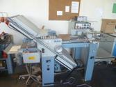Used Folding machine
