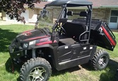 "New HiSun 550 UTV ""Loaded"""