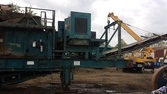 Brown Lenox KK114 jaw crusher