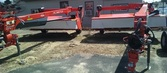 New Kuhn FC 3160 TLD Mower Cond