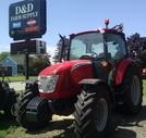 New McCormick X5 Tractor