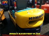 Used KOMATSU FD30 Fo