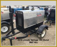 Used Lincoln Vantage For Sale Lincoln Electric Equipment More