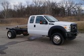 2012 Ford F450 XL – Cab Chassis