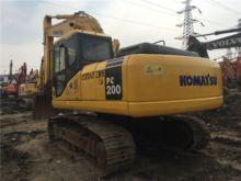 Used Komatsu PC200-7 Excavator for sale | Machinio