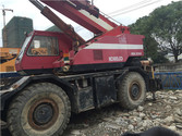 used kobelco rk250  crane 25t r