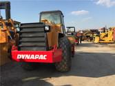 Dynapac CA25D Roadroller