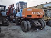 Used HITACHI EX100WD-2 Wheel Ex