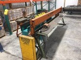 Duct Notching Machine