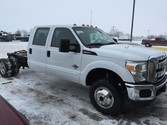 2012 Ford F350 –  9ft Flatbed –