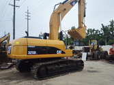 Used CAT 325DL Excav