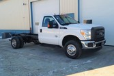 2012 Ford F350 XL – Cab Chassis
