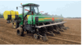 CrustBuster Twin Row Planter #C