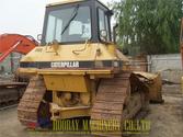 D6M used caterpillar bulldozer