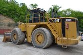 Used 2006 Caterpillar 990 H whe