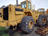 Used CAT 814B Wheel Dozer with