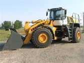 New 2011 LIEBHERR L586 2PLUS2 W