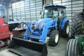 2014 - 46 HP LS Cab Tractor & L