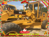Used Caterpillar 14G