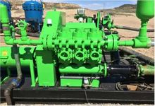 Tulsa Rig Iron TT-660 Triplex P