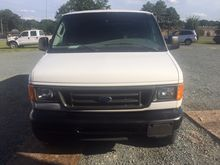 2006 Ford E350 Cargo Van Power