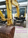 Hyundai 60-7 excavator