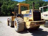 Used 1993 KOMATSU WA450 Wheel L