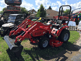 New 2016 McCormick X1.25H Tract