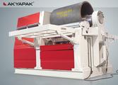 New Akyapak 4 ROLLS HYDRAULIC P