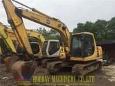 PC120-6 used tracked excavator
