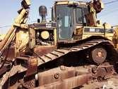Used Cat D6R Bulldoz