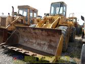 wheel loader 950E Caterpillar b