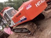 Hitachi ex200-1 excavator
