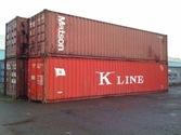 Used 45' cargo conta
