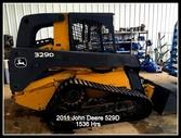 2011 John Deere 329D Compact Tr