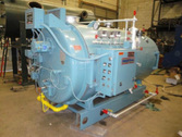 Used 2001 Cleaver-Brooks, 50 HP